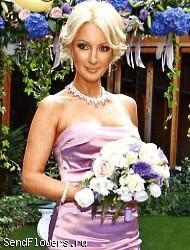 прически леры кудрявцевой фото на свадьбе