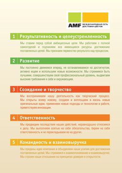 Наши принципы