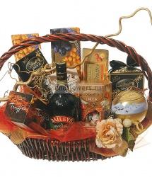 Подарочная корзина Фламенко